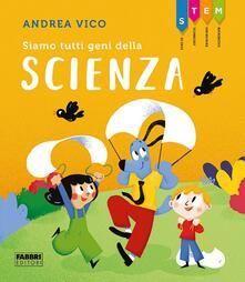 Antondemarirreguera.es Siamo tutti geni della scienza. STEM Image