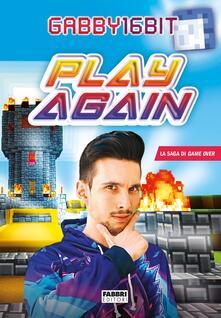 Promoartpalermo.it Play again. La saga di Game over Image