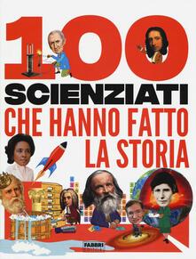 Antondemarirreguera.es 100 scienziati che hanno fatto la storia Image