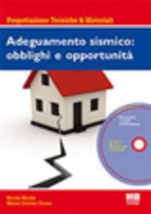 Nordestcaffeisola.it Adeguamento sismico. Obblighi e opportunità. Con CD-ROM Image