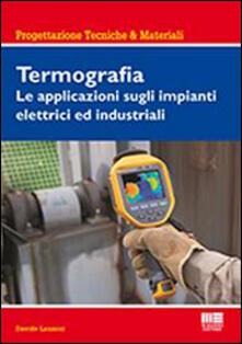 Termografia - Davide Lanzoni - copertina