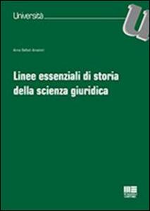 Linee essenziali di storia della scienza giuridica