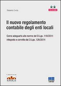Il nuovo regolamento contabile degli enti locali