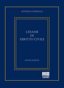 L' esame di diritto civile