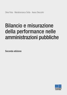 Camfeed.it Bilancio e misurazione della performance nelle amministrazioni pubbliche Image