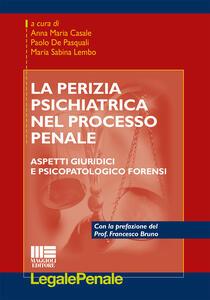 La perizia psichiatrica nel processo penale