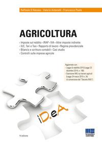 Agricoltura - Antonelli Valerio D'Alessio Raffaele Paolo Francesco - wuz.it
