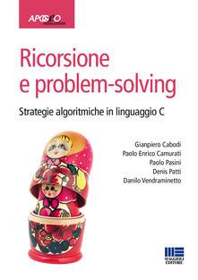 Antondemarirreguera.es Ricorsione e problem-solving. Strategie algoritmiche in linguaggio C Image
