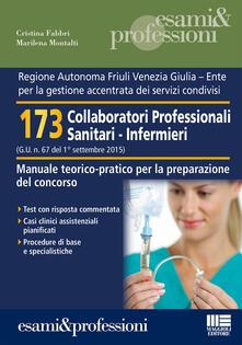Ipabsantonioabatetrino.it 173 collaboratori professionali sanitari-infermieri Image