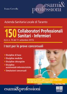 Ascotcamogli.it 150 collaboratori professionali sanitari infermieri Image