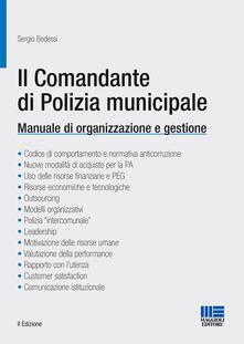 Voluntariadobaleares2014.es Il comandante di polizia municipale Image