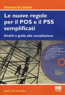 Le nuove regole per il POS e il PSS semplificati. Con CD-ROM.pdf
