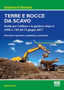 Terre e rocce da scavo - Roberto Pizzi - copertina