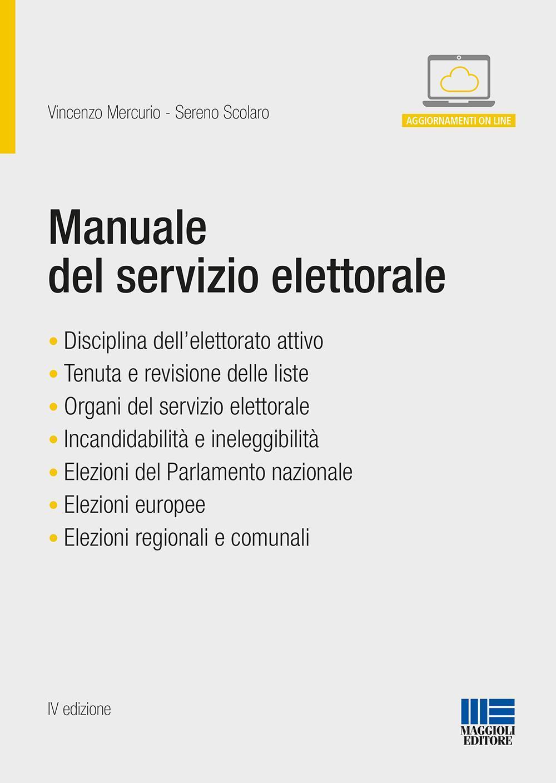 Manuale del servizio eletto...