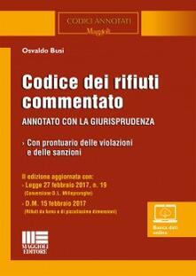 3tsportingclub.it Codice dei rifiuti commentato Image