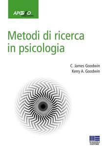 Collegiomercanzia.it Metodi di ricerca in psicologia Image