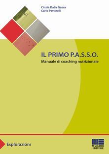 Mercatinidinataletorino.it Il primo P.A.S.S.O. Manuale di coaching nutrizionale Image