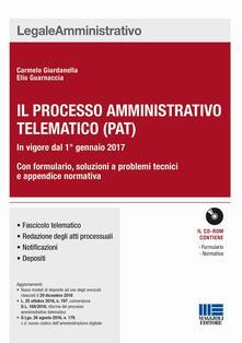 Radiospeed.it Il nuovo processo amministrativo telematico (PAT) Image