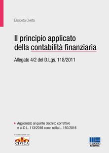 Listadelpopolo.it Il principio applicato della contabilità finanziaria. Allegato 4/2 del D.Lgs. 118/2011 Image