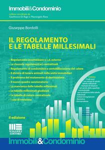 Il regolamento e le tabelle millesimali