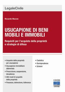 Amatigota.it Usucapione di beni mobili e immobili Image