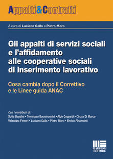 Nordestcaffeisola.it Gli appalti di servizi sociali e l'affidamento alle cooperative sociali di inserimento lavorativo Image