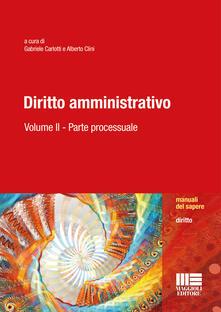 Voluntariadobaleares2014.es Diritto amministrativo. Vol. 2: Parte processuale. Image