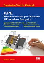 APE. Manuale operativo per l'attestato di prestazione energetica