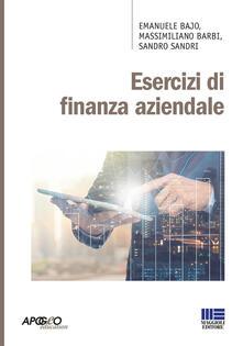 Esercizi di finanza aziendale.pdf