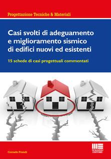 Fondazionesergioperlamusica.it Casi svolti di adeguamento e miglioramento sismico di edifici nuovi ed esistenti Image