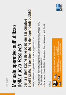 Librisulladiversita.it Manuale operativo sull'utilizzo della nuova Passweb. Per la sistemazione delle posizioni assicurative e delle pratiche pensionistiche dei dipendenti pubblici Image