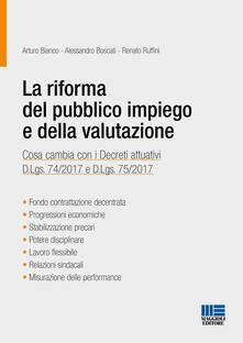 Winniearcher.com La riforma del pubblico impiego e della valutazione Image