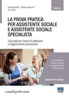 Camfeed.it La prova pratica per assistente sociale e assistente sociale specialista Image