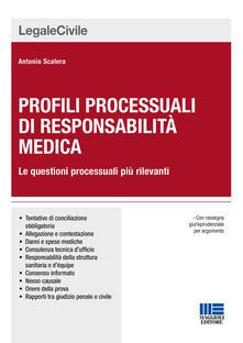 Voluntariadobaleares2014.es Profili processuali di responsabilità medica Image