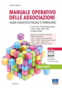 Manuale operativo delle associazioni