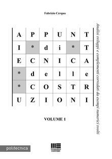 Filmarelalterita.it Appunti di tecnica delle costruzioni. Vol. 1 Image