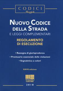 Warholgenova.it Nuovo codice della strada e leggi complementari. Con aggiornamento online Image