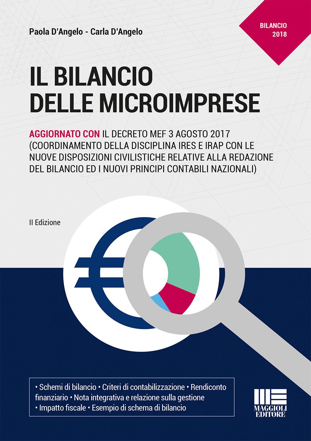 Image of Il bilancio delle microimprese