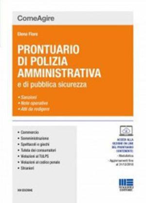 Prontuario di polizia amministrativa e delle leggi di pubblica sicurezza