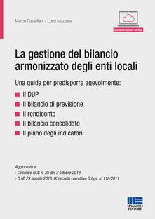 La gestione del bilancio armonizzato degli enti locali.pdf