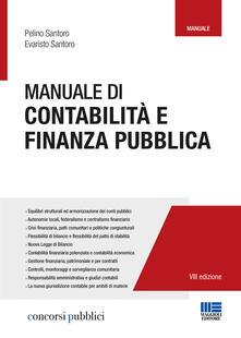 Amatigota.it Manuale di contabilità e finanza pubblica Image