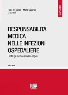Antondemarirreguera.es Responsabilità medica nelle infezioni ospedaliere. Profili giuridici e medico-legali Image