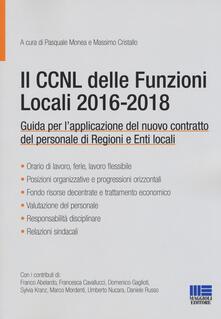 Antondemarirreguera.es Il CCNL delle funzioni locali 2016-2018 Image