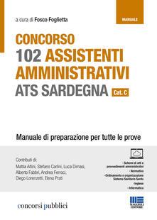 Concorso 102 assistenti amministrativi ATS Sardegna.pdf