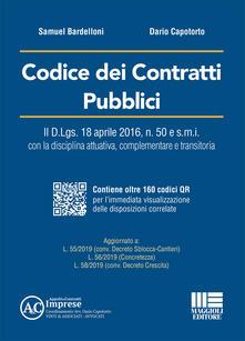 Capturtokyoedition.it Codice dei contratti pubblici Image