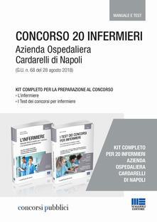 Librisulladiversita.it Kit Concorso 20 infermieri Azienda Ospedaliera Cardarelli di Napoli (G.U. n. 68 del 28 agosto 2018) Image