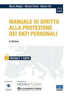 Vastese1902.it Manuale di diritto alla protezione dei dati personali Image