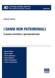 I danni non patrimoniali. Il quadro normativo e giurisprudenziale.pdf
