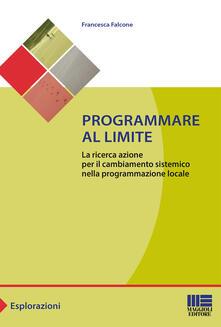 Programmare al limite. La ricerca azione per il cambiamento sistemico nella programmazione locale.pdf