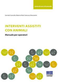 Promoartpalermo.it Interventi assistiti con gli animali. Manuale per operatori Image